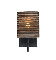 Kirk 6 LED Wall Sconce | Besa Lighting