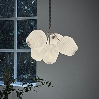 Le Klint The Bouquet Chandelier 5 Medium Shades