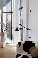 Lampe Gras N°214 Wall Sconce | DCW Editions