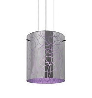 Lithium 8 Cable-Hung Pendant Light | Besa Lighting