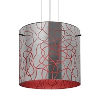 Lithium 12 Cable-Hung Pendant Light | Besa Lighting