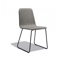 Lolli Dining Chair, Sled Base | M.A.D.