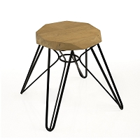 Madrid Stool | Padma's Plantation