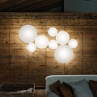 Make-Up Small Wall/Ceiling Light | Lodes