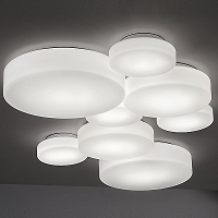 Make-Up Large Wall/Ceiling Light | Lodes