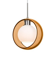 Mana Cord-Hung Pendant Light | Besa Lighting