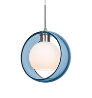 Mana Stem-Mount Pendant Light | Besa Lighting