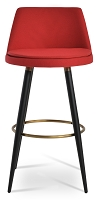 Martini DR Wood Stool | SohoConcept