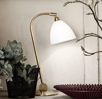 Gubi BL2 Table Lamp 16 Brass