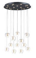 Newton LED 12-Light Pendant | ET2