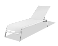 Sunset Outdoor Chaise Lounge | Whiteline