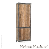 Island Estate Reclaimed Teak Cabinet  | Padma's Plantation