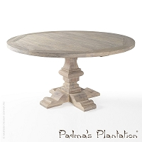 Outdoor Palmetto Dining Table | Padma's Plantation
