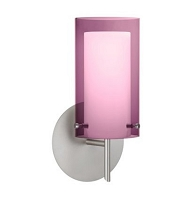 Pahu 4  Mini Wall Sconce | Besa Lighting