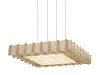 Grid 1 x 1 Pendant Light | Pablo Designs