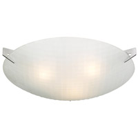 PLC Lighting Contempo 3 Light Ceiling
