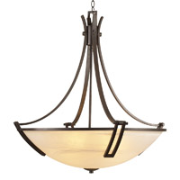 PLC Lighting Highland 6 Light Chandelier