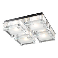 PLC Lighting Corteo 4 Light Ceiling