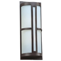 PLC Lighting Rox 2 Light Exterior Oil Rubbed Bronze 31738 GU24