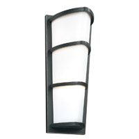 PLC Lighting Alegria 2 Light Exterior Oil Rubbed Bronze GU24