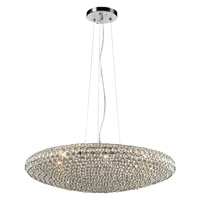 PLC Lighting Alexa 9 Light Chandelier