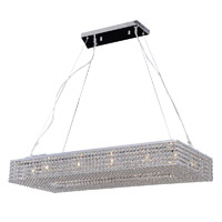 PLC Lighting Alexa 12 Light Chandelier