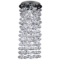 PLC Lighting Bubble 10 Light Chandelier 96968