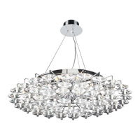 PLC Lighting Diamente Chandelier