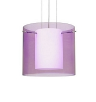 Pahu 12 Stem-Mount Pendant Light | Besa Lighting