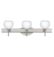 Palla 5 2-Light Vanity Wall Sconce | Besa Lighting