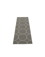 Rug Boo Charcoal & Linen | Pappelina