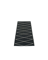 Rug Max Black | Pappelina