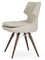 Patara MW Chair Leather | SohoConcept