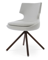 Patara Stick Chair Leather | SohoConcept