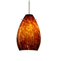 Pera 6 Cord-Hung Pendant Light | Besa Lighting