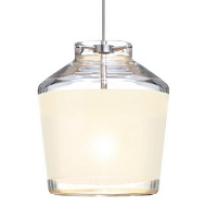 Pica 6 Mini Pendant Light | Besa Lighting