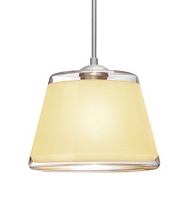 Pica 9 Stem-Mount Pendant Light | Besa Lighting