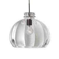 Pinta 12 Stem-Mount Pendant Light | Besa Lighting