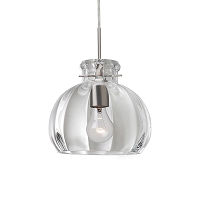 Pinta 10 Cable-Hung Pendant Light | Besa Lighting