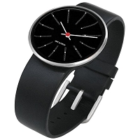 Arne Jacobsen Banker's 40mm Wrist Watch