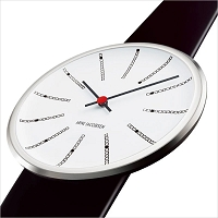 Arne Jacobsen Banker's 46mm Wrist Watch