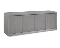 Pendenza Table Buffet Grey Oak Veneer | Whiteline
