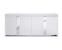 Maurice Buffet Table High Gloss White | Whiteline