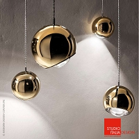 Spider 4-light Suspension | Studio Italia Design