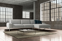 Negramaro Italian Sectional Sofa | Whiteline