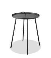Jett Outdoor Side Table | Whiteline
