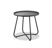Talon Outdoor Side Table | Whiteline