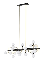 Viaggio Linear Chandelier | Tech Lighting