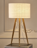 Amber Table Lamp | Whiteline