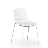 Holi Side Chair Perforated | Toou